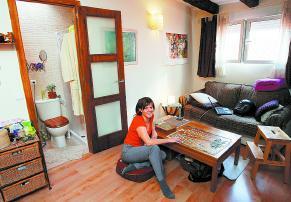Ahogar el hogar mikel agirregabiria agirre http www for Pisos de 30 metros cuadrados ikea